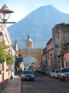 The Archway-an old, beautiful landmark in Antigua
