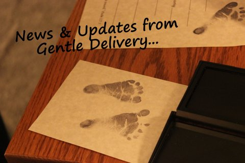 News & Updates from Gentle Delivery!