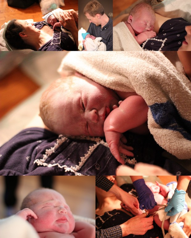 The Birth Story of Baby Darius