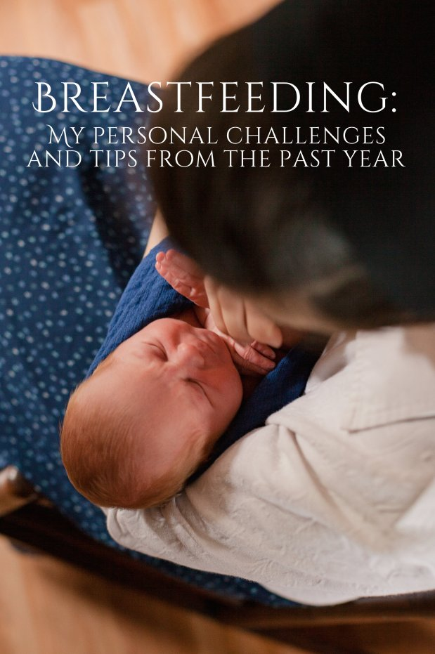 Breastfeeding: My Personal Challenges and Tips from this PastYear